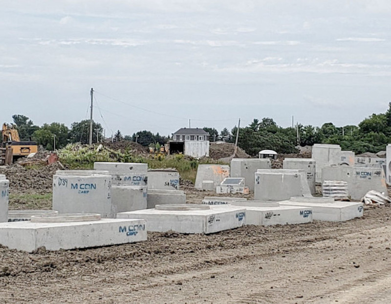 IT TAKES MANY TO RAISE A VILLAGE – TAGGART CONSTRUCTION CAIVAN ORLEANS VILLAGE